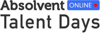 Logo Absolvent Talent Days Online
