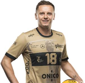 Przybij piątkę z Damianem Wojtaszek - Mistrzem Świata 2018, najlepszym libero Ligi Mistrzów